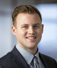 Headshot of Warren Case